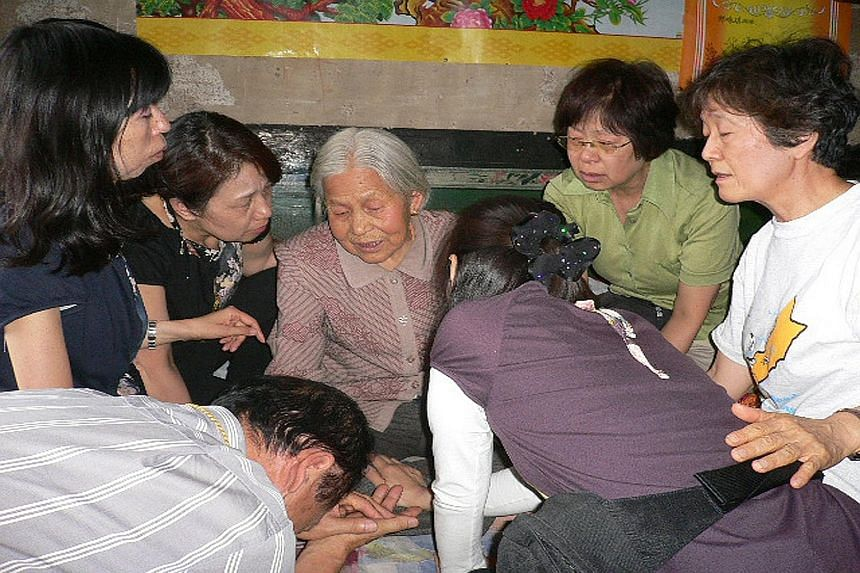 Helping To Bring Reconciliation To Comfort Women Singapore News Top Stories The Straits Times