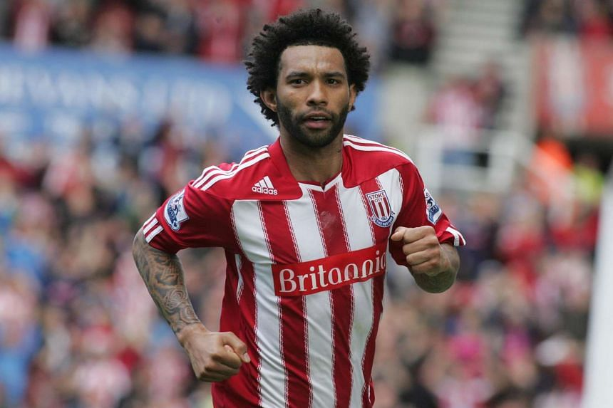 Former Arsenal winger Jermaine Pennant (above) is set to undergo trial for the Tampines Rovers next week.