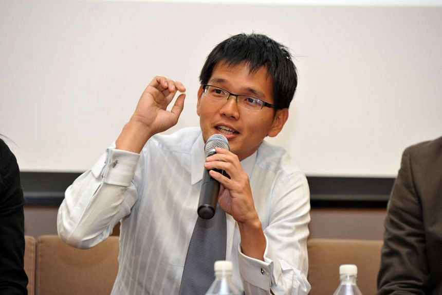 Mr Jeffrey Soon is the general manager of sales for local piping and heat transfer firm Heatec Jietong.