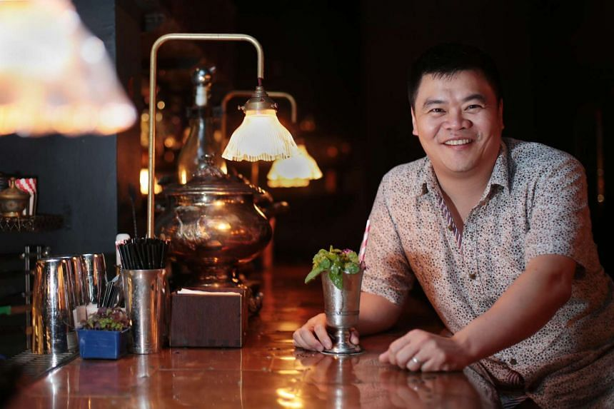 11 of Singapore's restaurateurs, including hotelier-restaurateur Loh Lik Peng (pictured), look back at the culinary highlights of 2015 and what's in store for your taste buds in the year ahead.