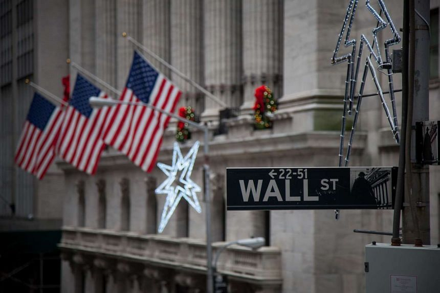 Wall Street opened with a 2.1 per cent drop on Jan 4, 2015, after Chinese stocks took a tumble earlier in the day.