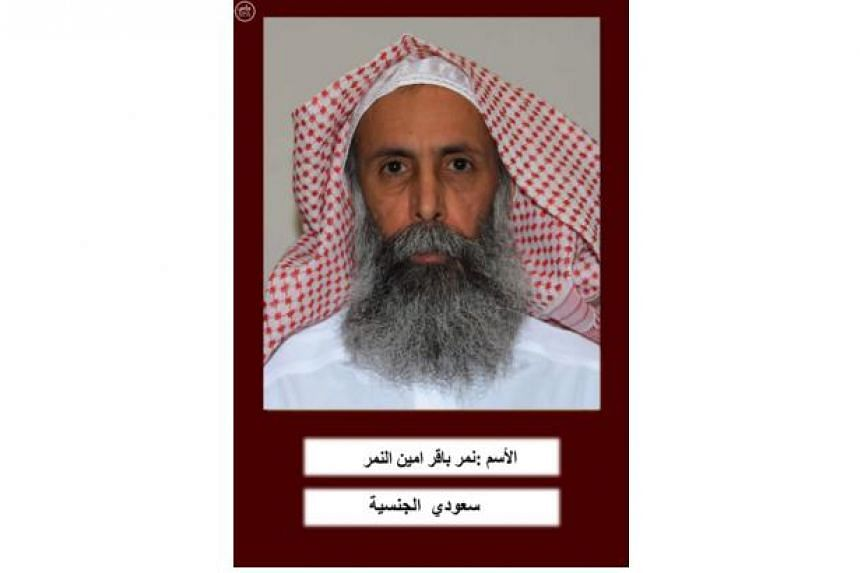 A civilian was shot dead in Awamiya, the home village of executed Shiite cleric Nimr al-Nimr (above).