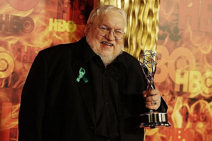 George R.R. Martin says he is more disappointed than fans about missing the deadline.