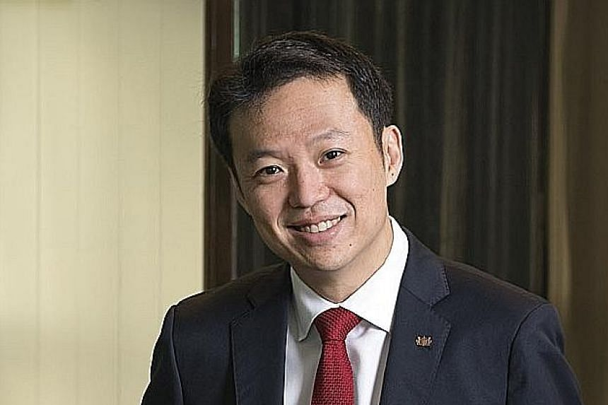 Ascott has been expanding quickly - it has about 43,000 serviced residence units globally, of which over 14,000 are in China. Apart from growth in China, the company has been expanding in the Middle East.