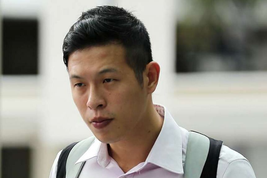 Koh Chee Tong had incurred a $16,000 gambling debt and turned to loansharks when he had difficulties repaying the loan.