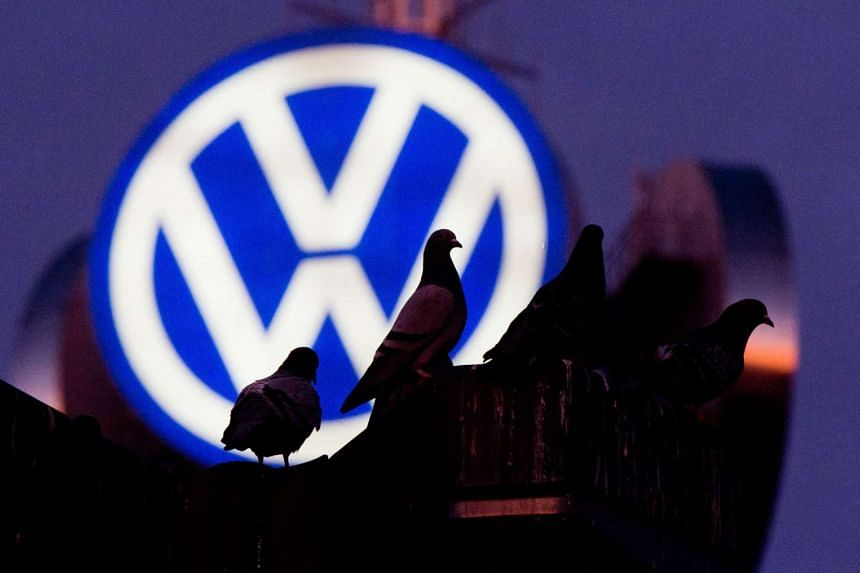 The US government said it would take Volkswagen to court over the affair.