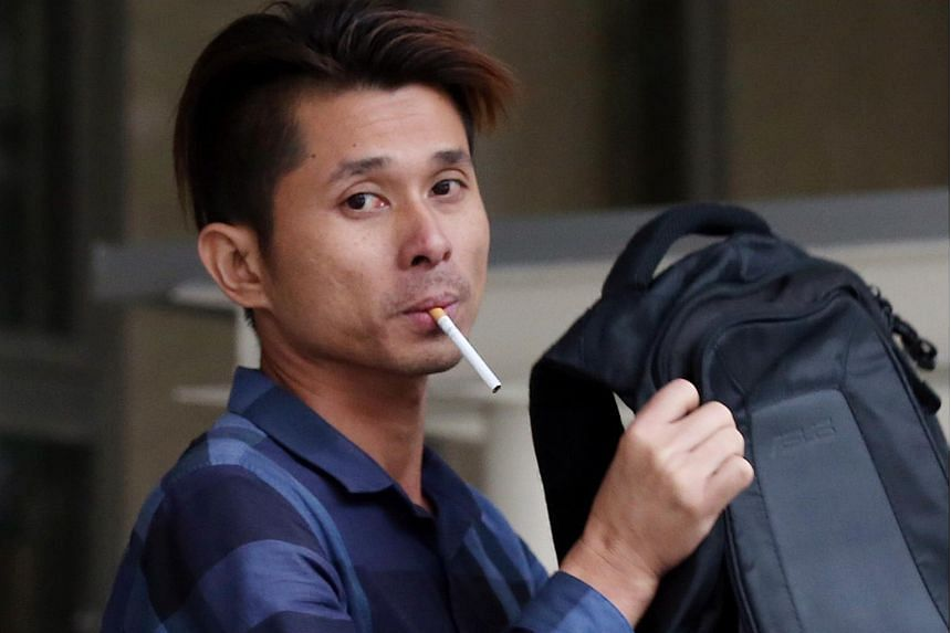 Justin Chew Chee Kin, 36, pleaded guilty to two counts of engaging in a conspiracy to cheat customers.