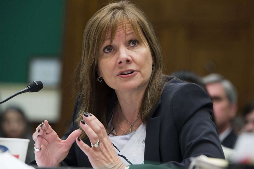 GM career veteran Mary Barra became the first female CEO of any major automaker on Jan 15, 2014,