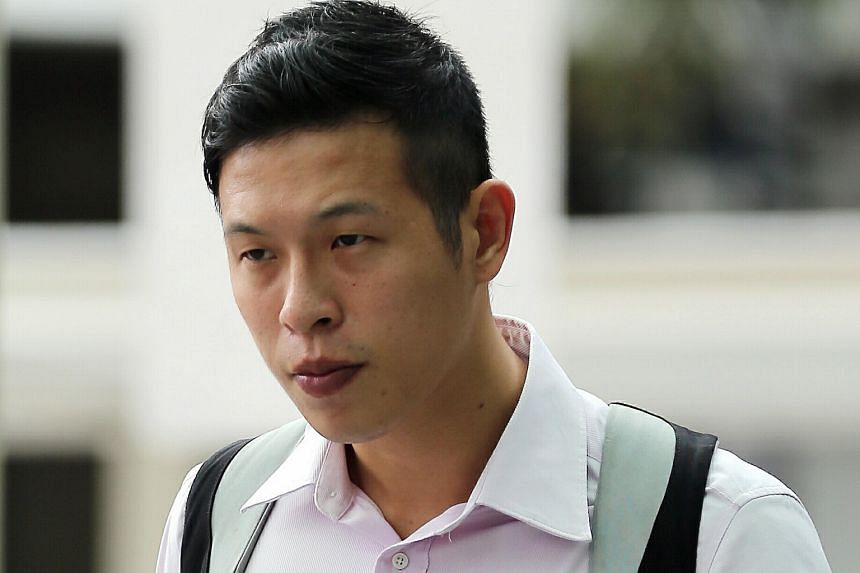 Former bank officer Koh Chee Tong had incurred a $16,000 gambling debt and had turned to loan sharks when he had difficulties repaying the loan.
