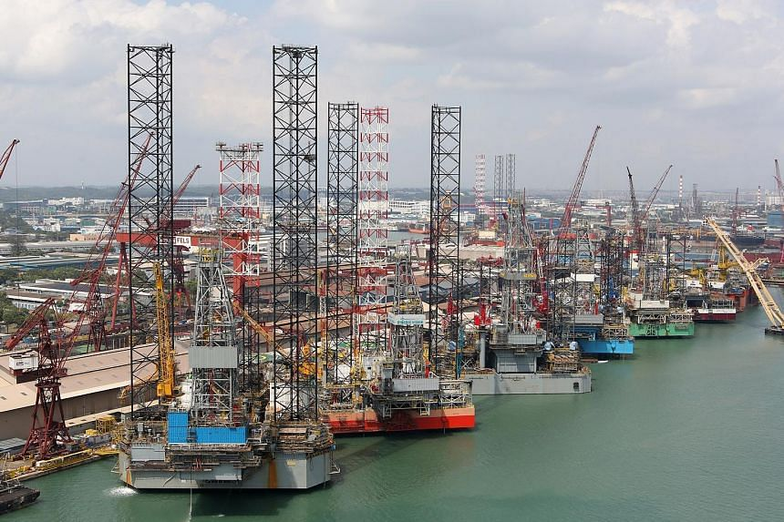 """Keppel chief executive Loh Chin Hua noted that the group's offshore and marine unit, Keppel Offshore & Marine, is """"rightsizing its operations and staying vigilant... while at the same time building new capabilities and positioning itself to seize opp"""
