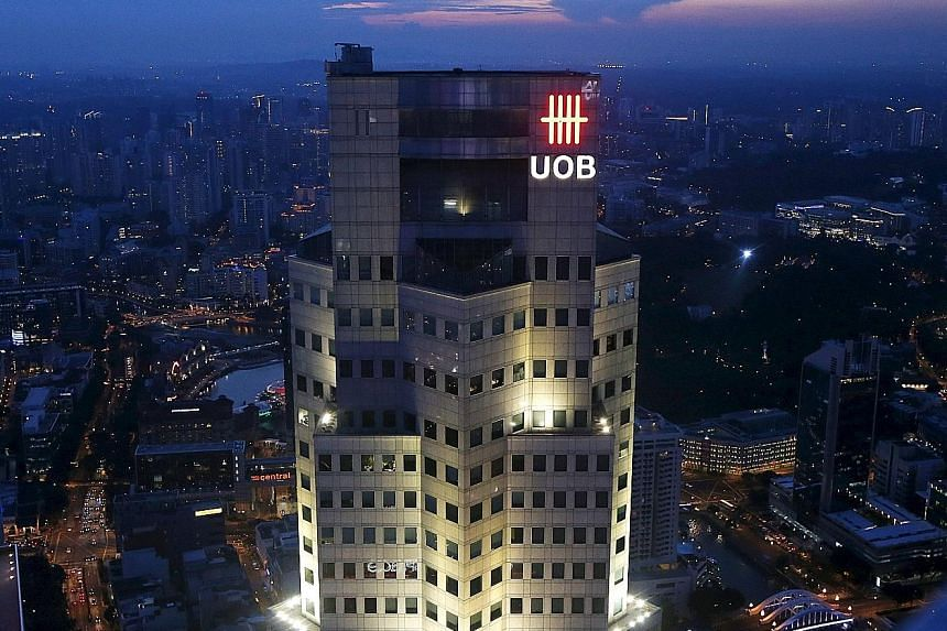 Companies repurchased 713.8 million shares worth $1.07 billion in the third quarter alone. The previous annual high - of $1.071 billion - was in 2008. Among the big buyers, UOB spent $12.7 million buying nearly 660,000 shares on the open market in De