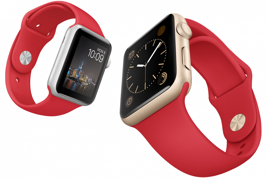 The watches will be priced at from $518 for the 38mm model and $598 for the 42mm models.
