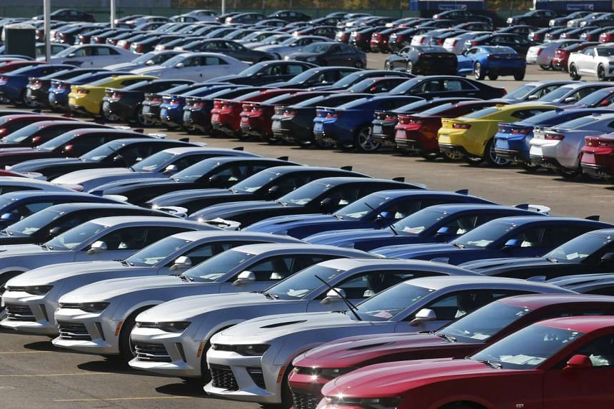 Total industry sales for 2015 have been forecast to hit 17.5 million vehicles.