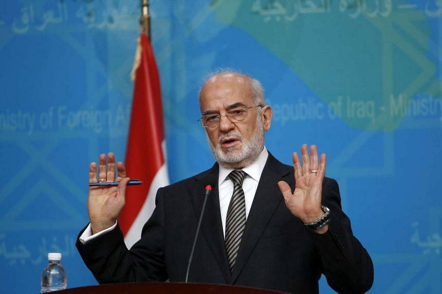 Iraq's Foreign Minister Ibrahim Al-Jaafari said that Iraq will mediate in Saudi-Iran row.