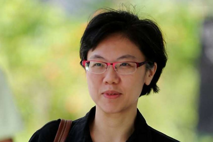 Dr Tham Kwang Wei was given 12 months' probation for threatening her father with a knife.