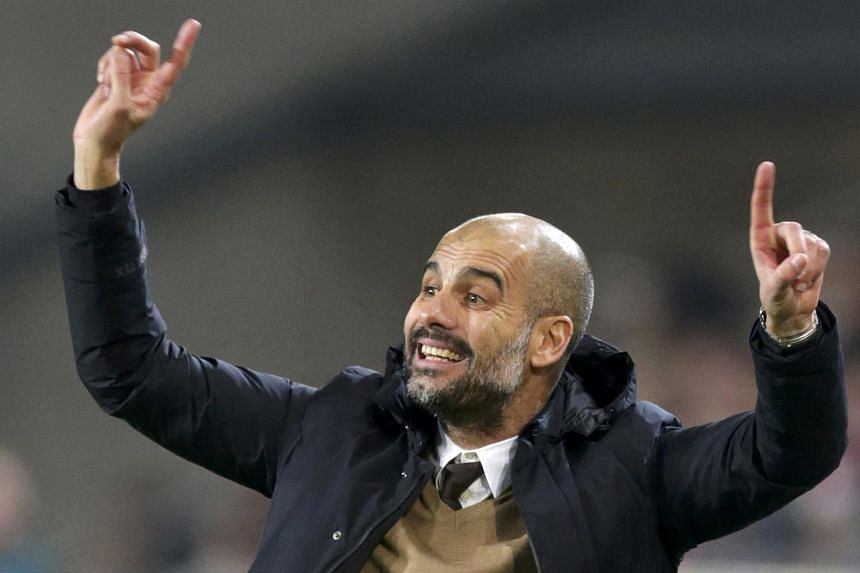 Bayern Munich manager Pep Guardiola has, for the first time, publicly stated that he wants to manage in the English Premier League.