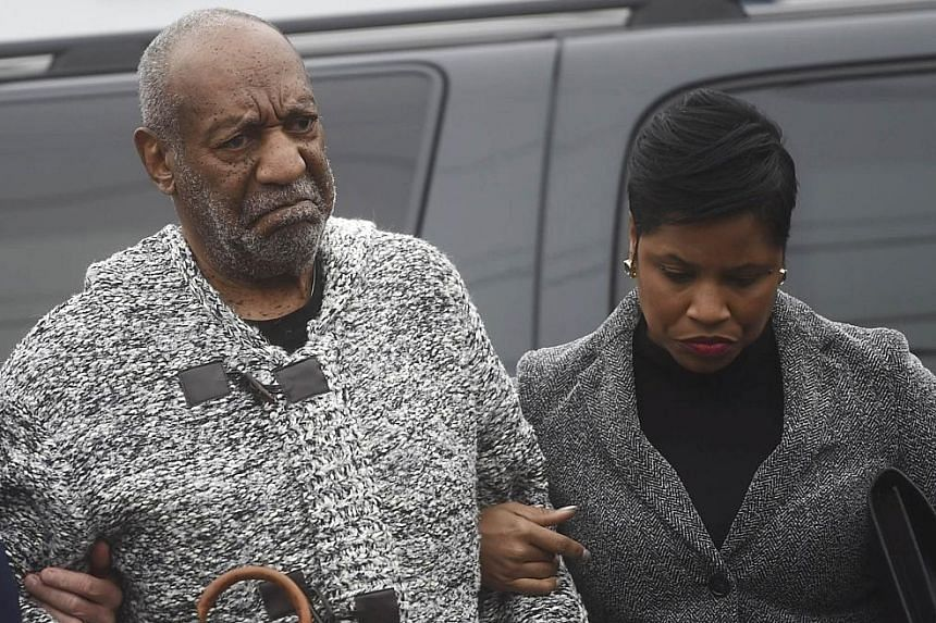 Bill Cosby arriving at the courthouse with his attorney last week for his arraignment on sexual assault charges.