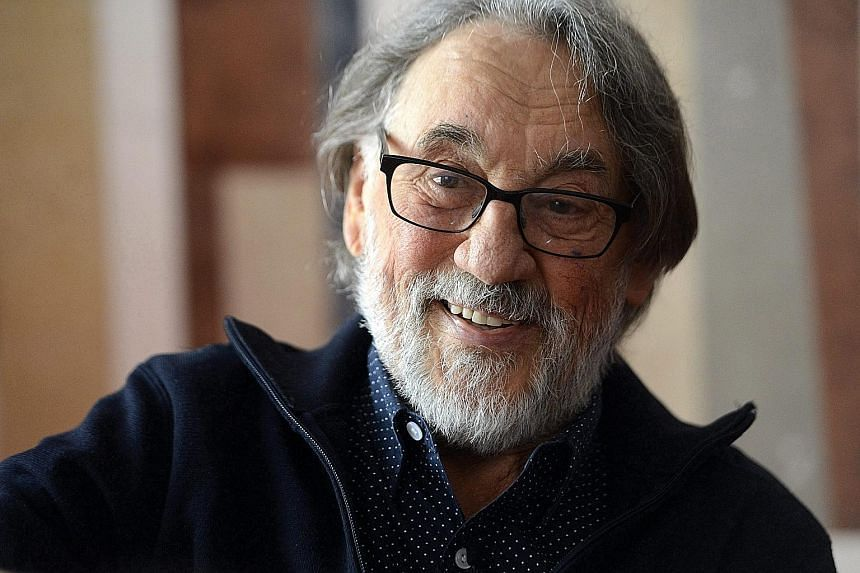Vilmos Zsigmond (above) lent a hyper-real glow to the arrival of space aliens in Close Encounters Of The Third Kind.
