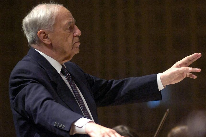 Prolific French composer and conductor Pierre Boulez died aged 90 on Jan 5, 2016.