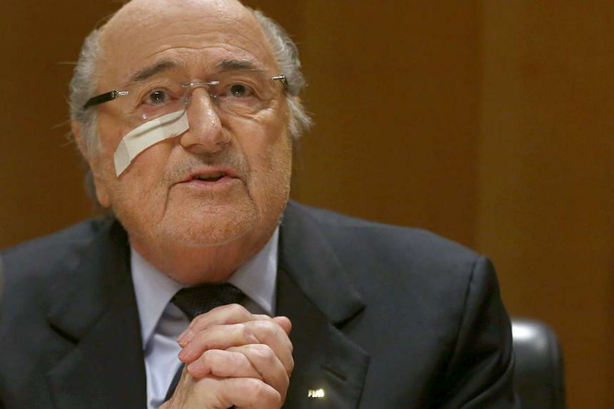 """Sepp Blatter's ex-wife says that Switzerland should be """"grateful"""" to his contributions."""
