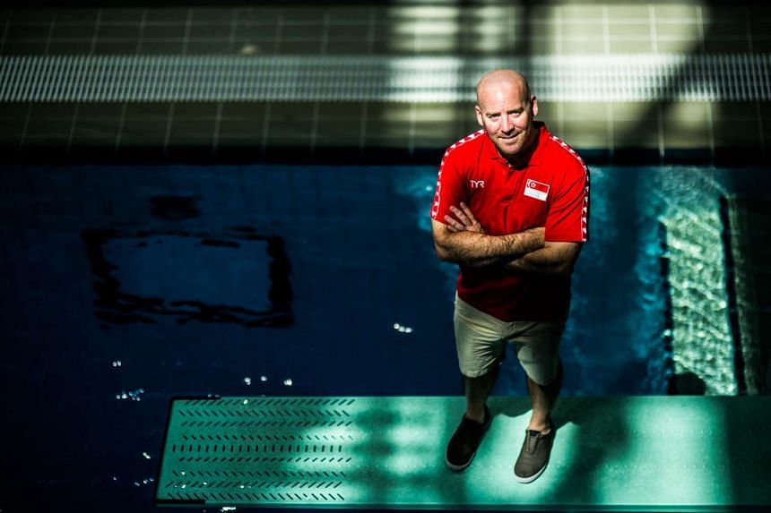 Australian Shannon Roy, a Commonwealth Games gold medallist, is the new head coach of Singapore diving.