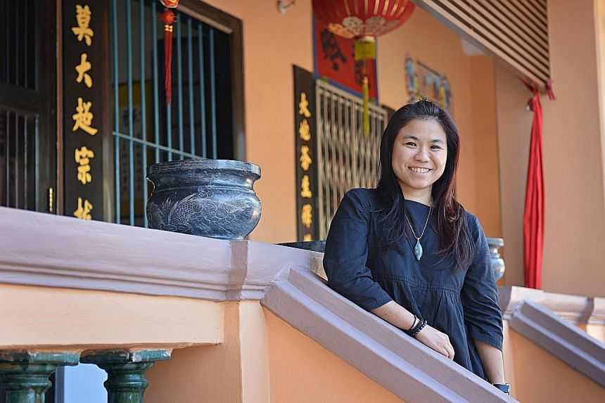 Dr Chua Ai Lin, president of the Singapore Heritage Society, is happy that the Government is taking a more holistic view of heritage beyond tangible architectural structures.