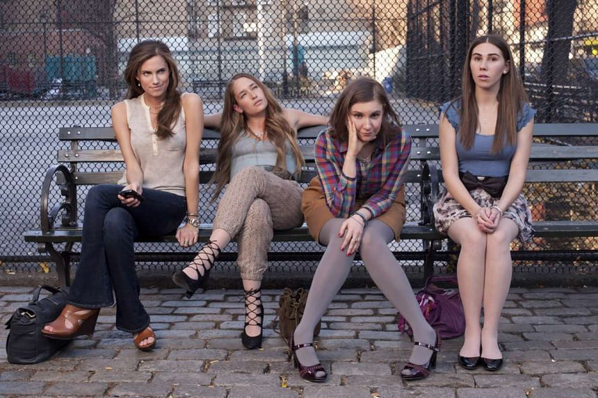 The show, following the lives of young adults in New York, was a sensation when it debuted on HBO in 2012.
