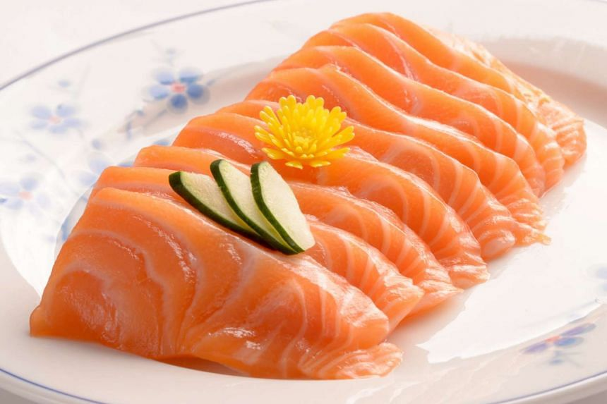 Facebook user Randall Heng claimed he ate 20 slices of sashimi at Sushi Express.