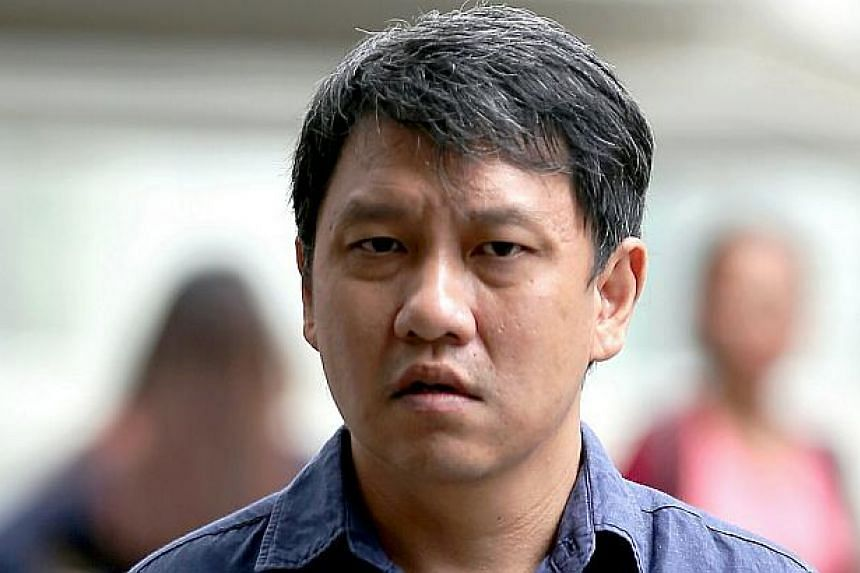 Ng Yap Tiong was jailed for 12 weeks for taking upskirt videos of 21 women.