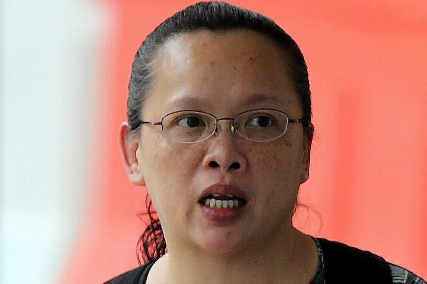 Leong warned the pupil not to tell anyone she had been slapped but she did not realise that four of the victim's schoolmates had seen what she had done.