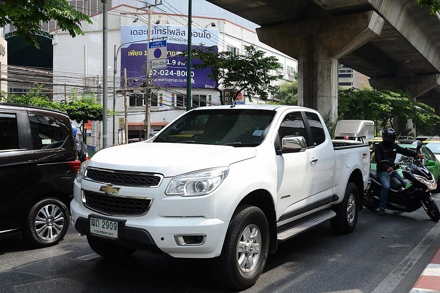A new tax regime means those driving specific makes of pick-up trucks, large cars and sport utility vehicles will end up paying more.