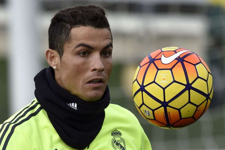 "Star striker Cristiano Ronaldo (above) ""is the soul of this Madrid"", says Zidane."