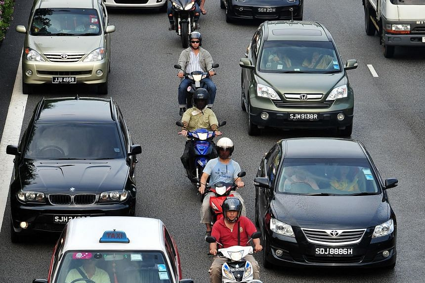 The motorcycle population has grown by 6 per cent in the last 10 years, compared to cars, with a 48 per cent jump. Some motorcycle deregistrations go to the Open category and are snapped up by car buyers.