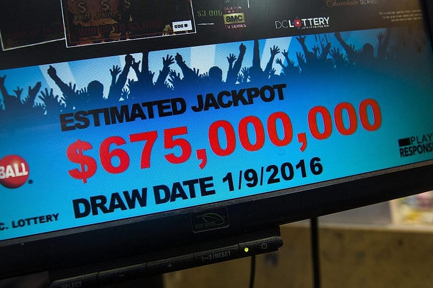 A total of US$675 million is up for grabs in the United States today. The Powerball prize grew after no winner claimed Wednesday's jackpot draw, which was worth half a billion dollars.