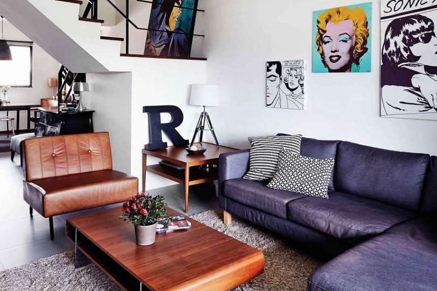 You can go for the best of both worlds and opt for both leather and fabric furniture.
