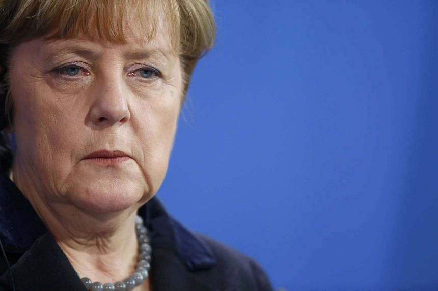 Merkel declares that any refugee handed a jail term should be kicked out of the country.