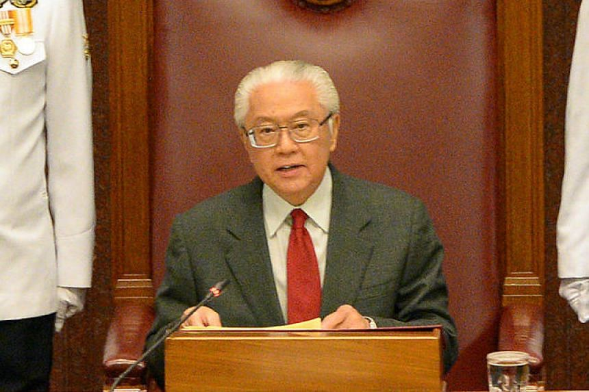 Singapore's current President, Dr Tony Tan Keng Yam, was sworn in on Sept 1, 2011.