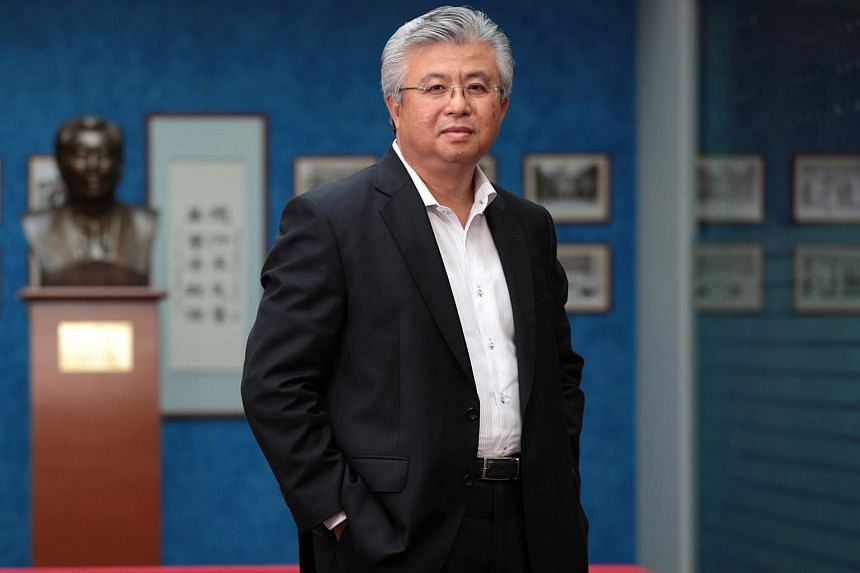 Singapore Chinese Chamber of Commerce and Industry (SCCCI) president Thomas Chua.