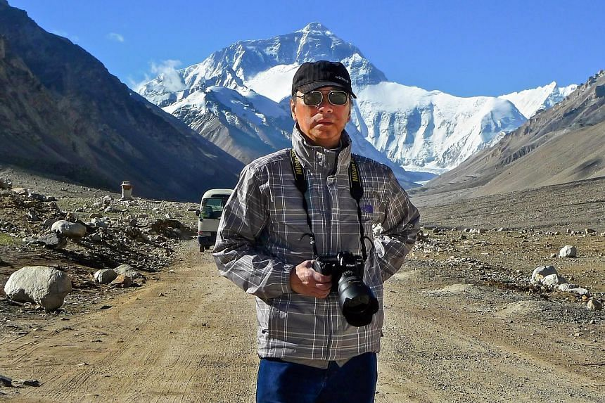 Mr Loke Chee Meng enjoys photography and travelling. He writes about these activities on his blog.