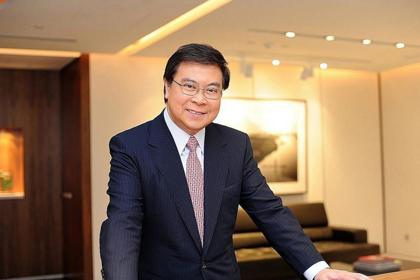 OCBC Bank group chief executive officer Samuel Tsien also cites self-confidence and determination as prerequisites of success. The bank has established a solid regional franchise over the past decade, with investments in its four core markets of Sing