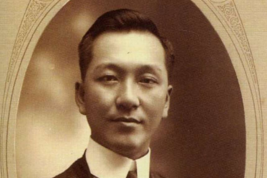 Tycoons Lim Nee Soon and Teo Eng Hock are featured in two books on Singapore's early Chinese pioneers. A third volume on Tan Chor Lam (above) will be out this year.