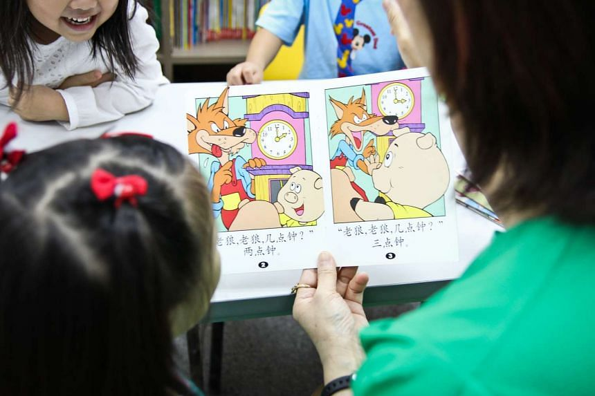 Tuition classes based on Singapore's education syllabuses are becoming popular in Hong Kong.
