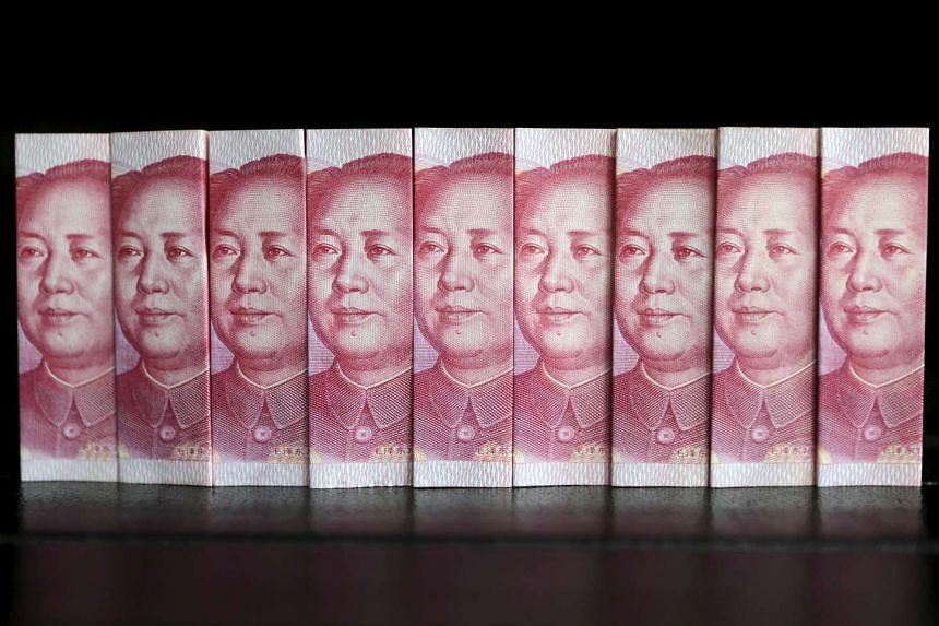 The overnight yuan Hong Kong Interbank Offered Rate climbed to 66.82 per cent on Jan 12, 2016.
