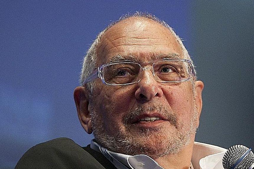 Mr Elman bought 10 million Noble shares last Friday for $3.19 million.
