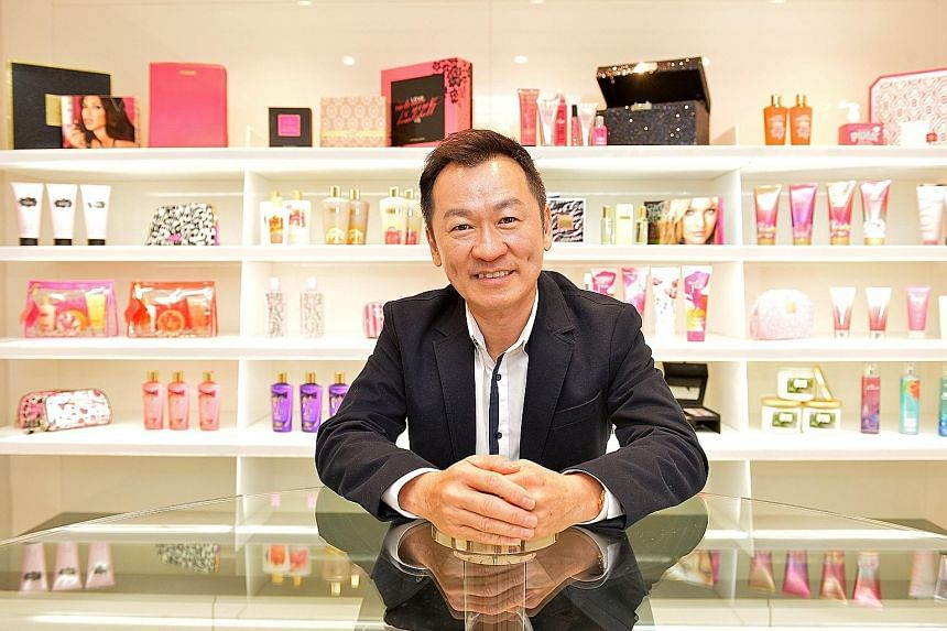 Futuristic Store Fixtures began as an interior design and renovation firm, but chief executive David Low (above) wanted a more scalable business that could go global. The firm then changed the way it operated, from the labour-intensive process of fit