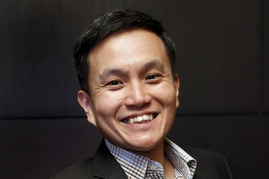 Mr Tan is the first Asian to head the global commodity trader's Asia-Pacific business.