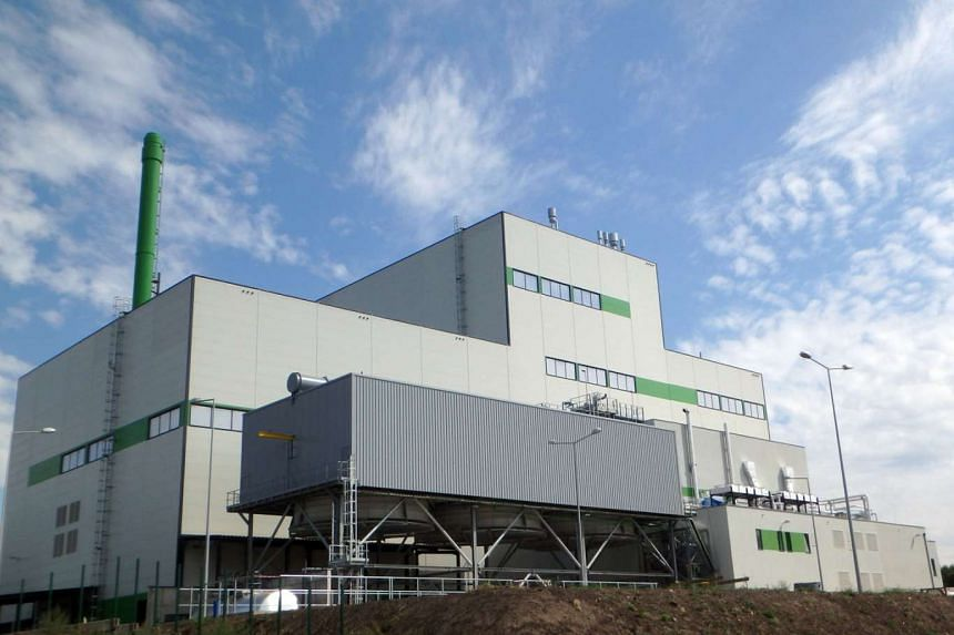 Keppel Seghers carried out 49.6 per cent of the Bialystok plant (above) project in terms of value and supplied its proprietary waste-to-energy technology. The plant can process approximately 120,000 tonnes of waste a year.