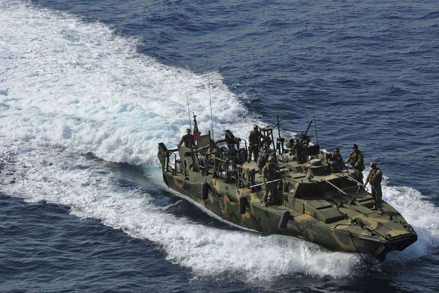 Iran released the 10 American sailors that were detained when their US Navy riverine patrol boats were seized.
