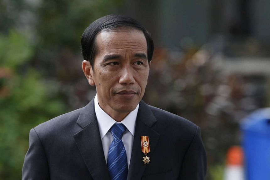 The peatland restoration agency is a non-structural agency, responsible to Indonesian President Joko Widodo.