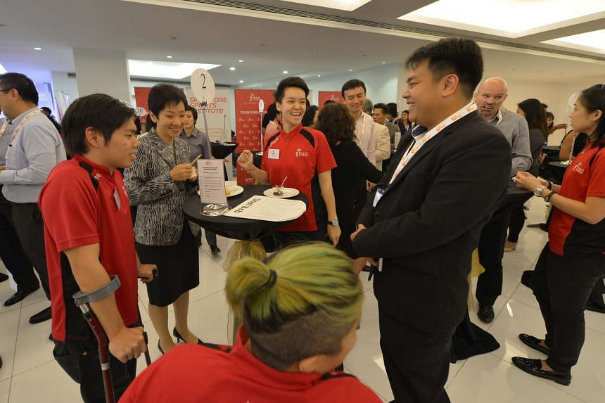 Minister for Culture, Community and Youth Grace Fu at the launch of the new initiative.